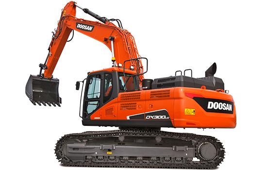 DOOSANDX300LC-5